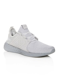New Balance Men's Cruz Knit Lace Up Sneakers