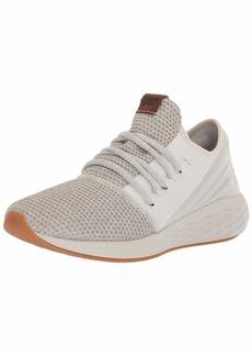 New Balance Men's Cruz V2 Fresh Foam Running Shoe moonbeam/stone grey 12 2E US