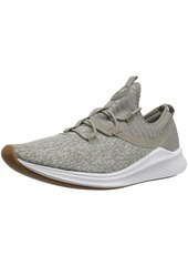 New Balance Men's Fresh Foam Lazr v1 Sport Running Shoe Military Urban Stone Grey/White Munsell 9.5 D US