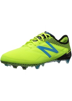 New Balance Men's Furn 3.0 Pro FG Soccer Shoe hi lite/Maldives 7 2E US