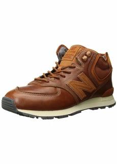 New Balance Men's Iconic 574 Sneaker Canyon 8.5 2E US
