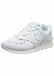 New Balance Men's Iconic 574 V2 Sneaker White 5.5 D US