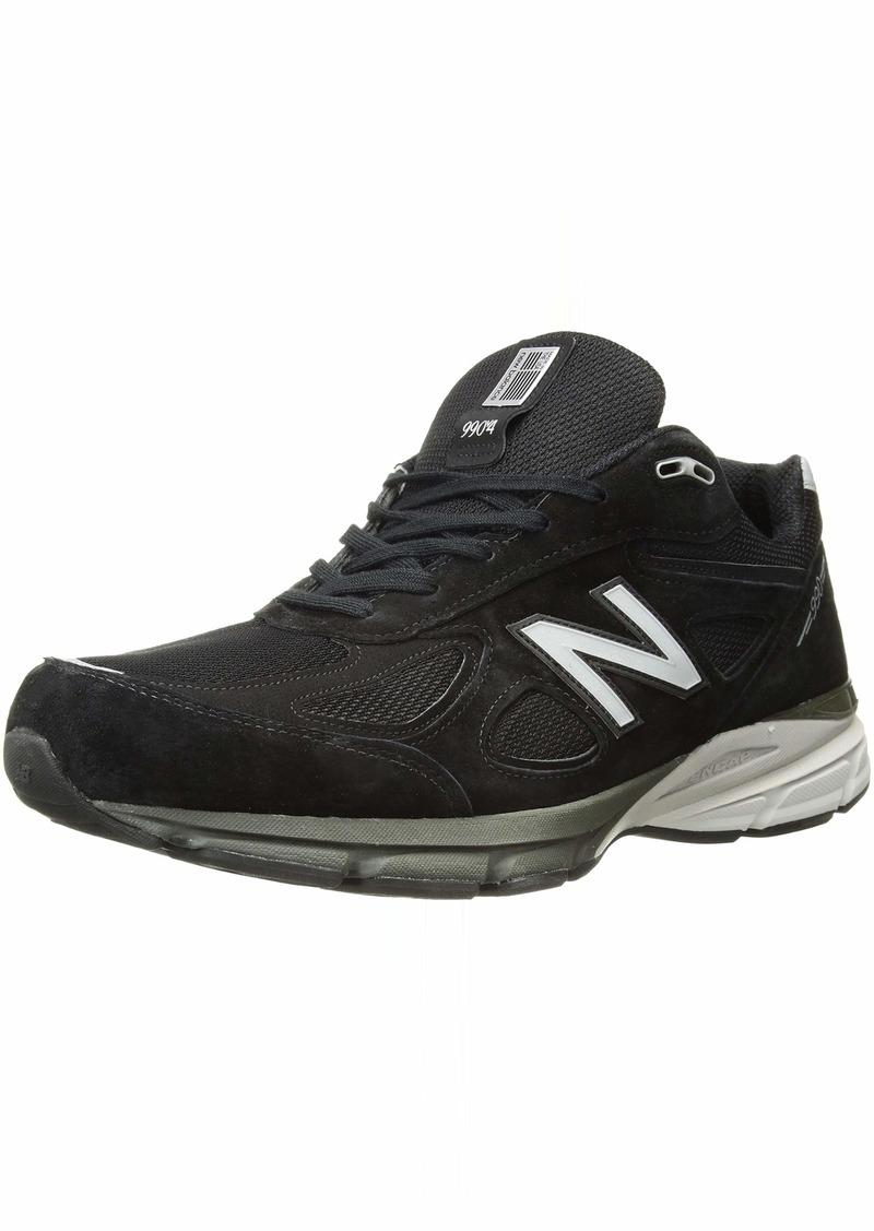 New Balance Men's M990BK4 Running Shoe  12 B US