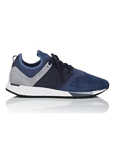 New Balance Men's Men's 247 Luxe Nubuck & Neoprene Sneakers