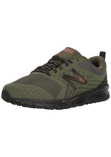 New Balance Men's Nitrel v1 FuelCore Trail Running Shoe  7 D US