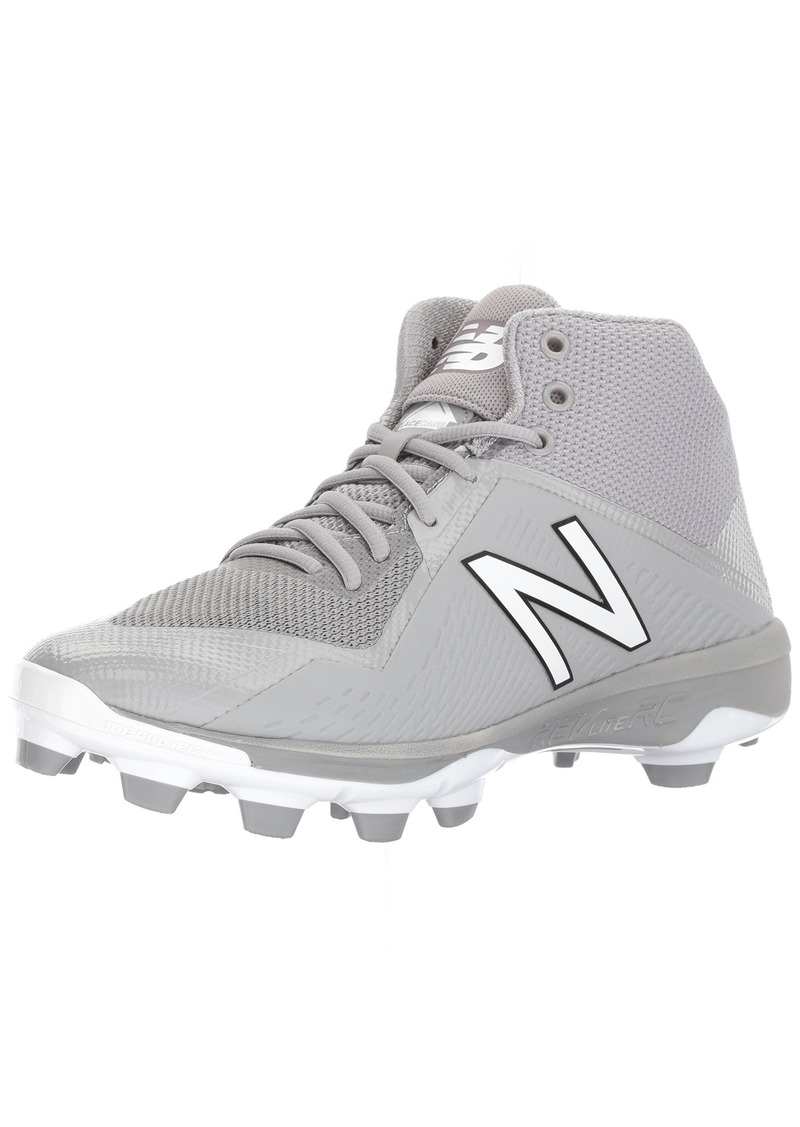 New Balance Men's PM4040v4 Molded Baseball Shoe   D US