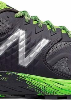 New Balance Men's SKOM-Summit King of The Mountain V1 Trail Running Shoe Phantom/RGB Green/Silver Metallic  D US
