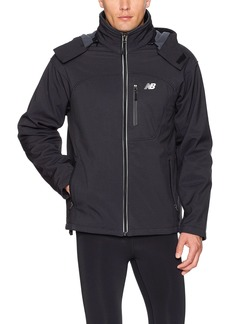 New Balance Men's Systems Softshell 3 in 1 Jacket