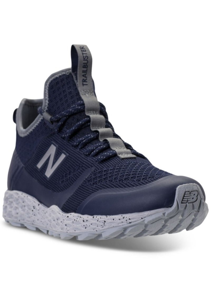 sélection premium 81c3b c6f8f Men's Trailbuster Fresh Foam Casual Sneakers from Finish Line