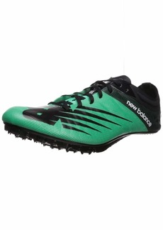 New Balance Men's Verge V1 Vazee Track Shoe neon Emerald/Black  D US