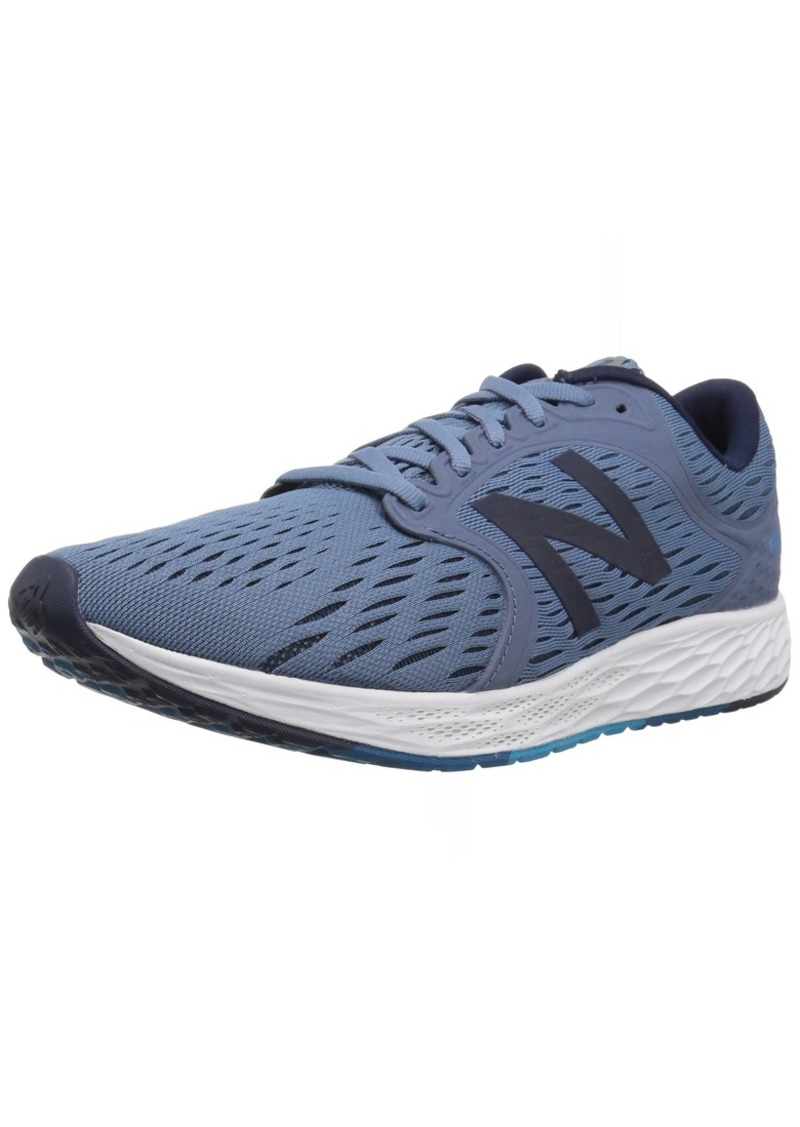 New Balance Men's Zante v4 Fresh Foam Running Shoe   D US