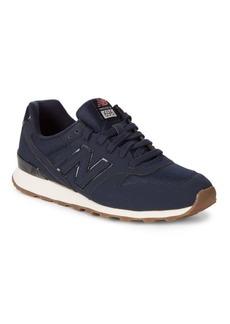 New Balance Mesh & Suede Sneaker