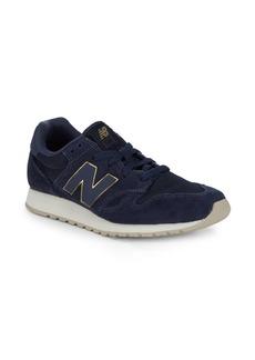 New Balance Mesh Low-Top Sneakers