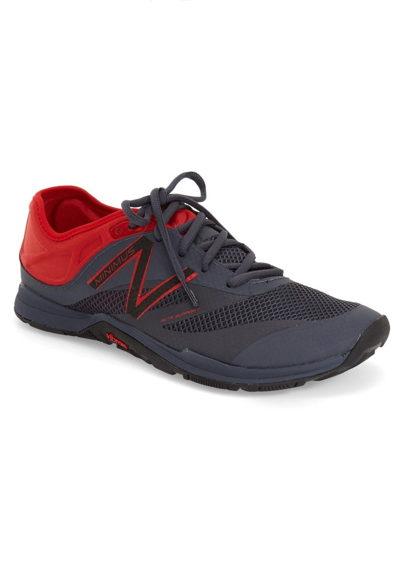 When I first heard that New Balance would be making a line of minimalist shoes back in late , I was stoked. To me, New Balance is the first company outside of Vibram that made at least some early commitment to minimal design with the creation of the MT and MT lines.