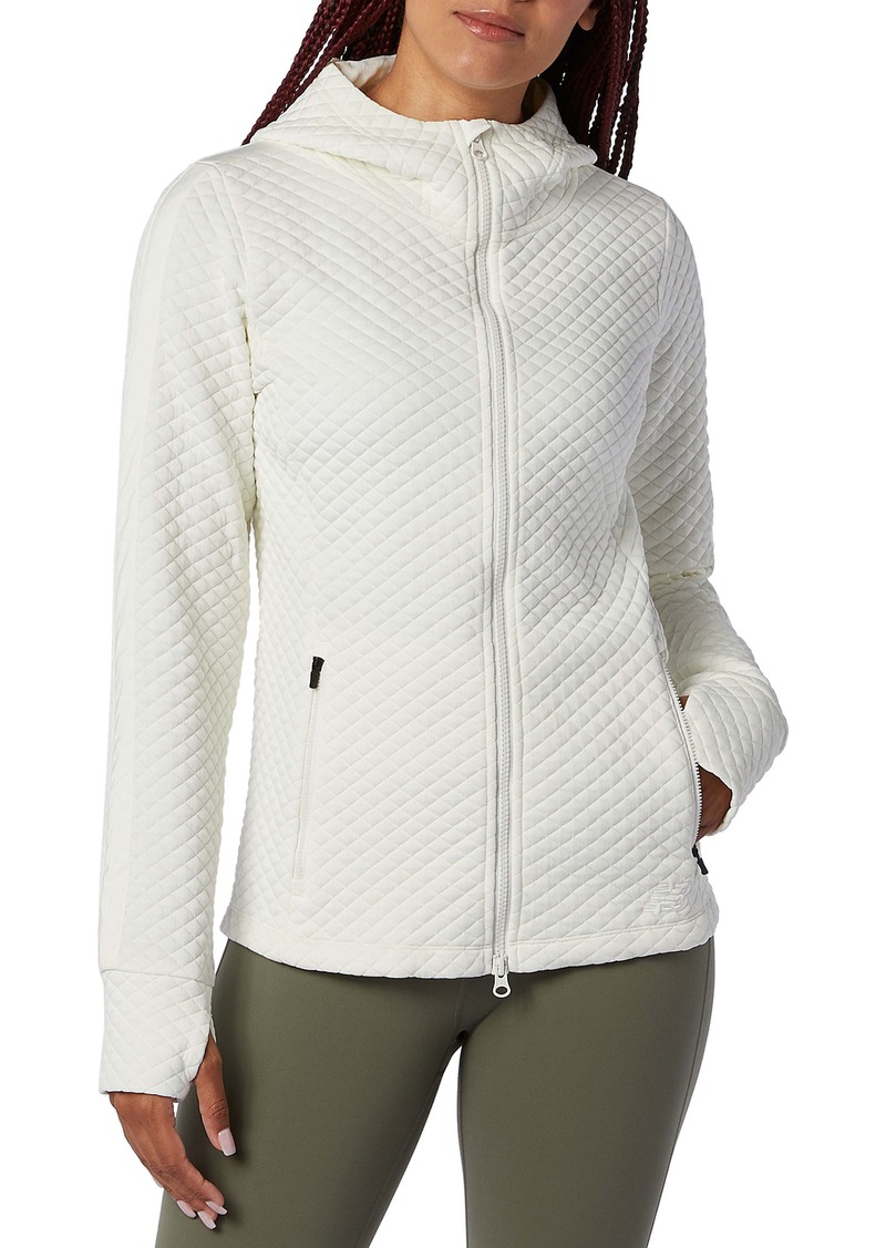 New Balance NB Heat Loft Hooded Zip Jacket