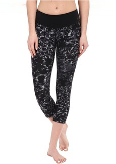 New Balance Premium Performance Capri Print Pants