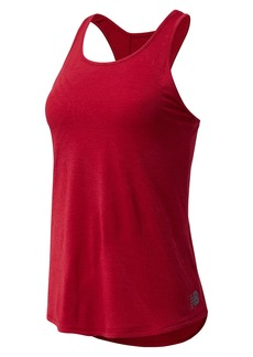 New Balance Q Speed Fuel Jacquard Tank