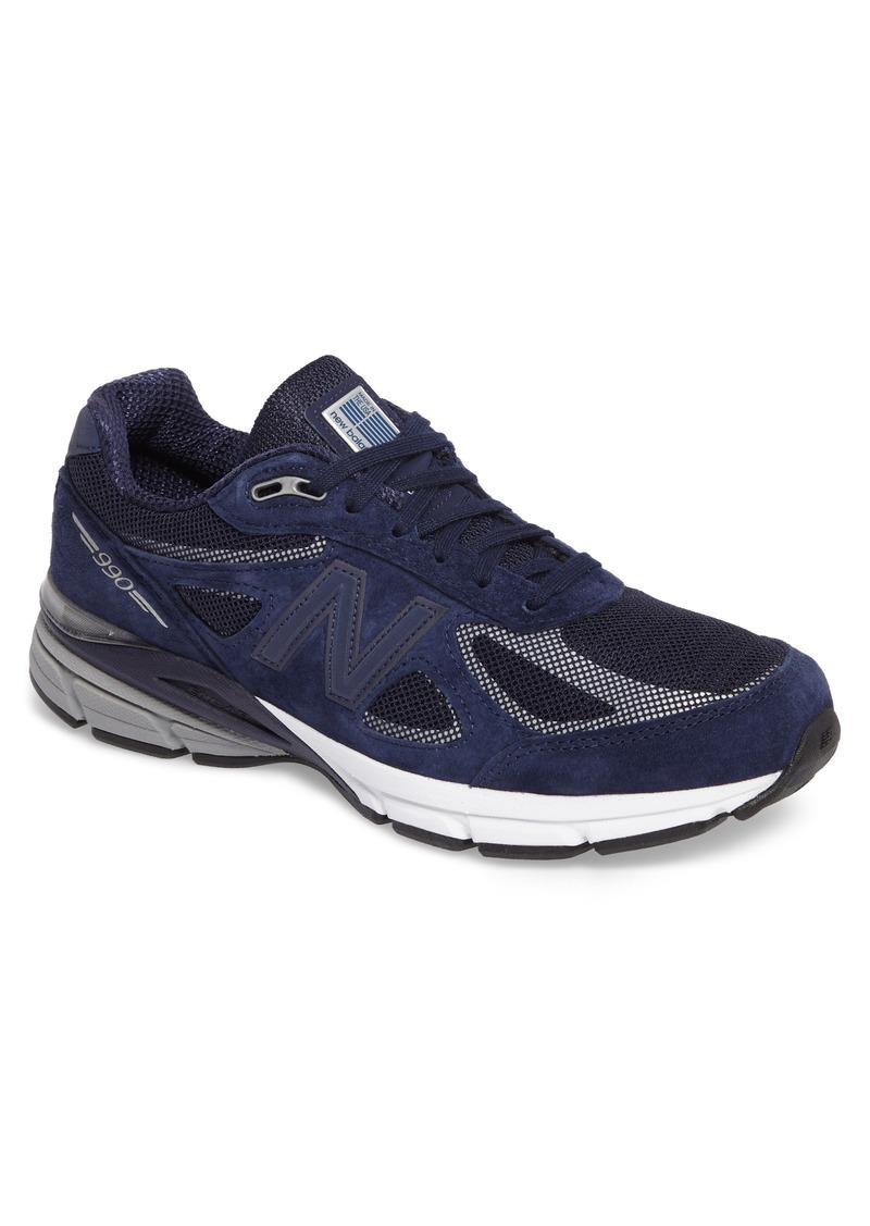 save off d1d71 98ca0 New Balance New Balance Reflective 990v4 Running Shoe (Men) Now $105.57