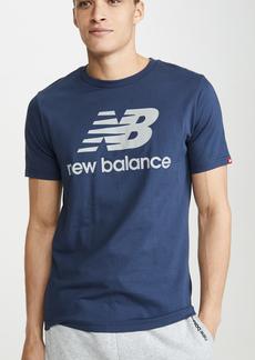New Balance Reflective Logo T-Shirt
