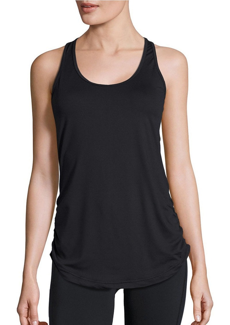 NEW BALANCE Ruched Athletic Tank