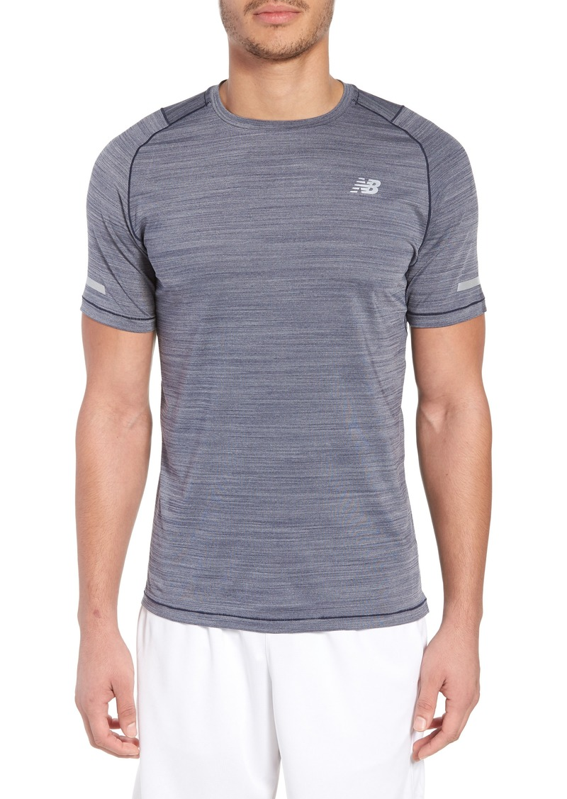 New Balance Seasonless Crewneck T-Shirt