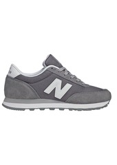New Balance Suede and Mesh Athletic Sneakers