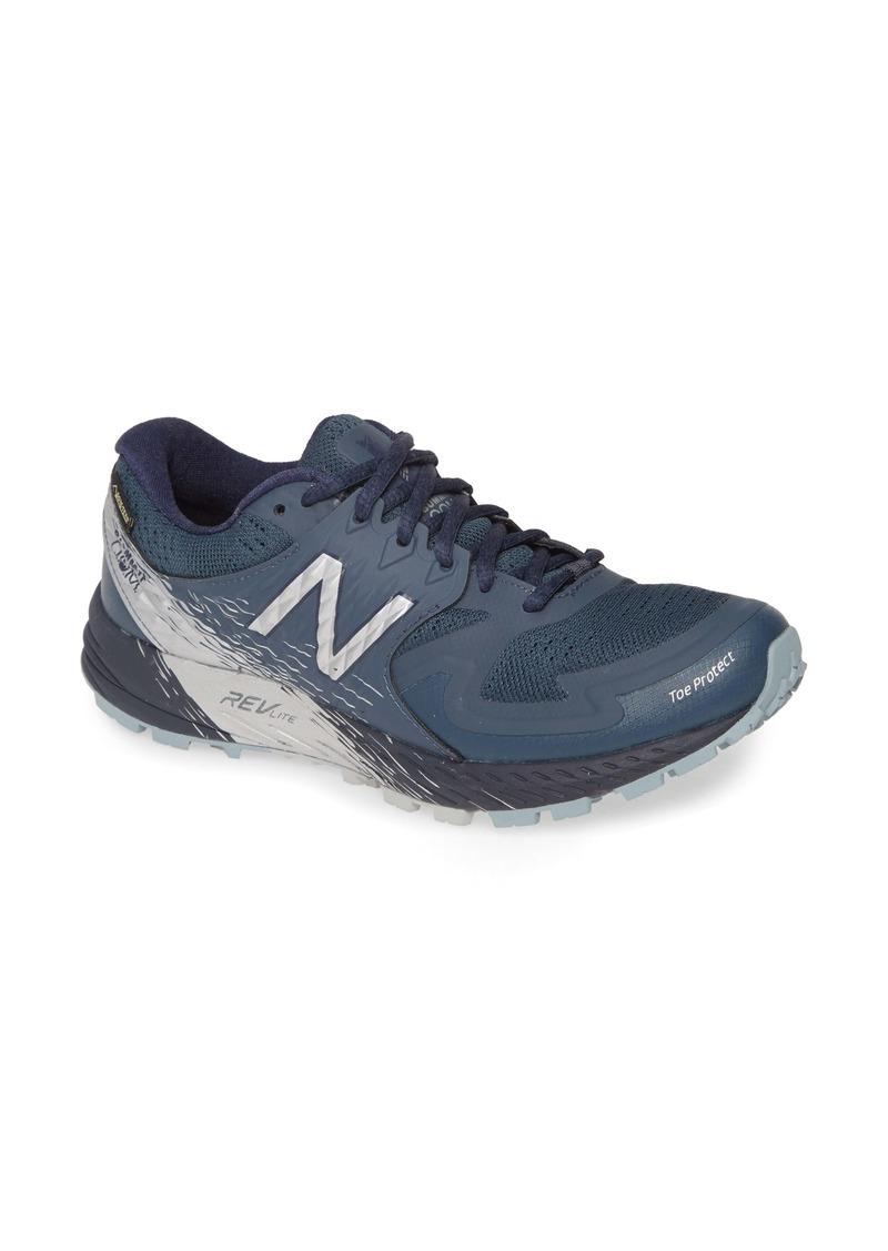 New Balance Summit Q.O.M. Gore-Tex® Waterproof Trail Running Shoe (Women)