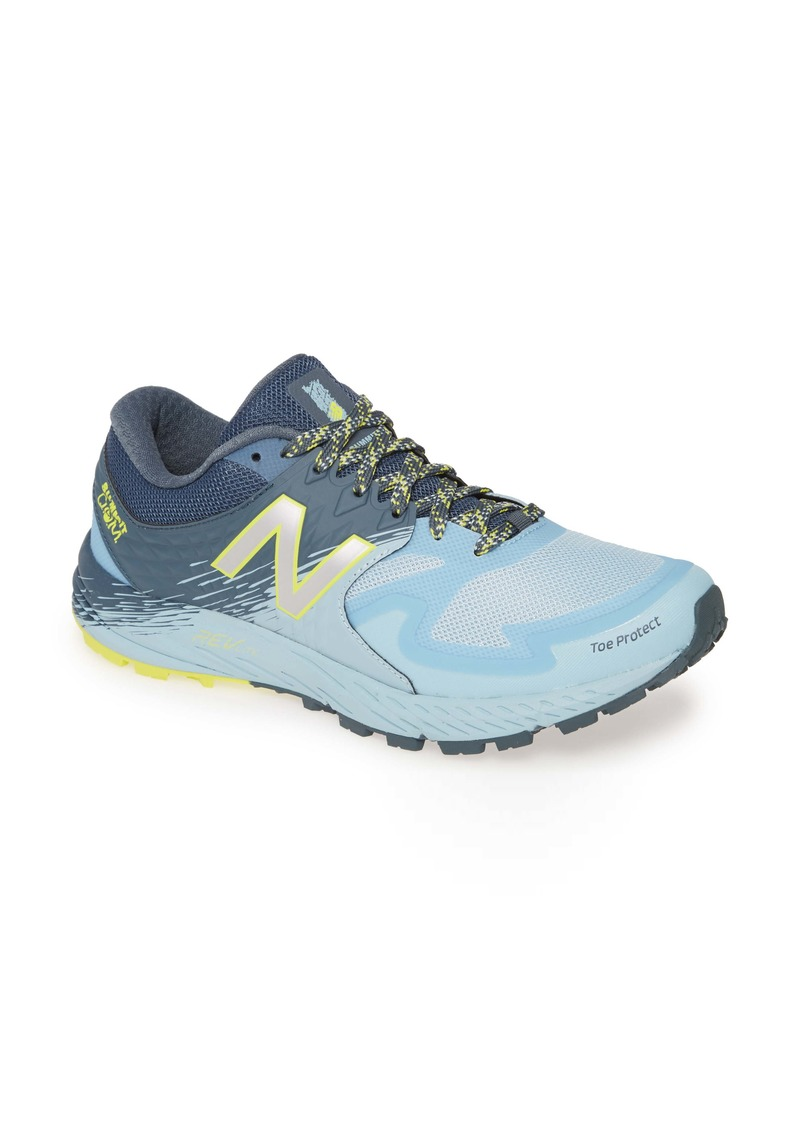 New Balance Summit Q.O.M. Trail Running Shoe (Women)