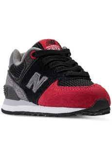 New Balance Toddler Boys' 574 Serpent Lux Casual Sneakers from Finish Line