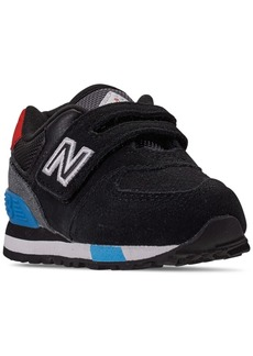 New Balance Toddler Boys 574 Stay-Put Closure Casual Sneakers from Finish Line