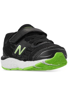 New Balance Toddler Boys' 680v5 Wide Width Running Sneakers from Finish Line