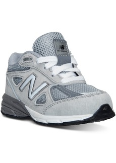 New Balance Toddler Boys' 990 v4 Running Sneakers from Finish Line