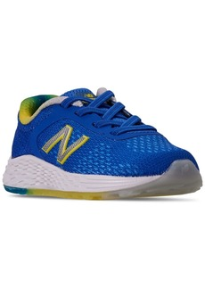 New Balance Toddler Boys Fresh Foam Arishi V2 Bungee Running Sneakers from Finish Line