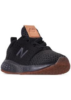 New Balance Toddler Boys' Fresh Foam Sport V1 Running Sneakers from Finish Line