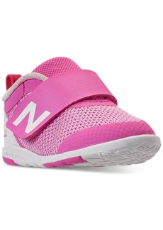 New Balance Toddler Girls' 223 Stay-Put Closure Running Sneakers from Finish Line