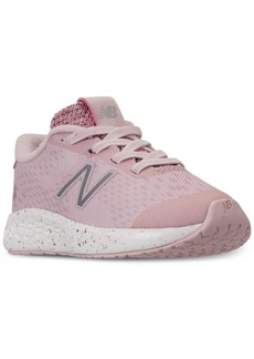 New Balance Toddler Girls' Fresh Foam Arn V1 Running Sneakers from Finish Line