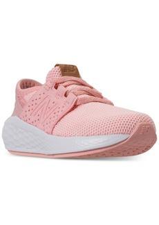 New Balance Toddler Girls' Fresh Foam Cruz V2 Running Sneakers from Finish Line