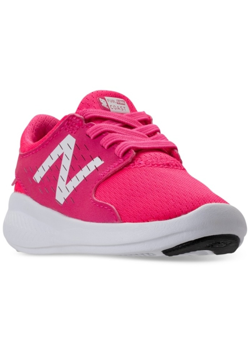 Toddler Girls' FuelCore Coast v3 Running Sneakers from Finish Line