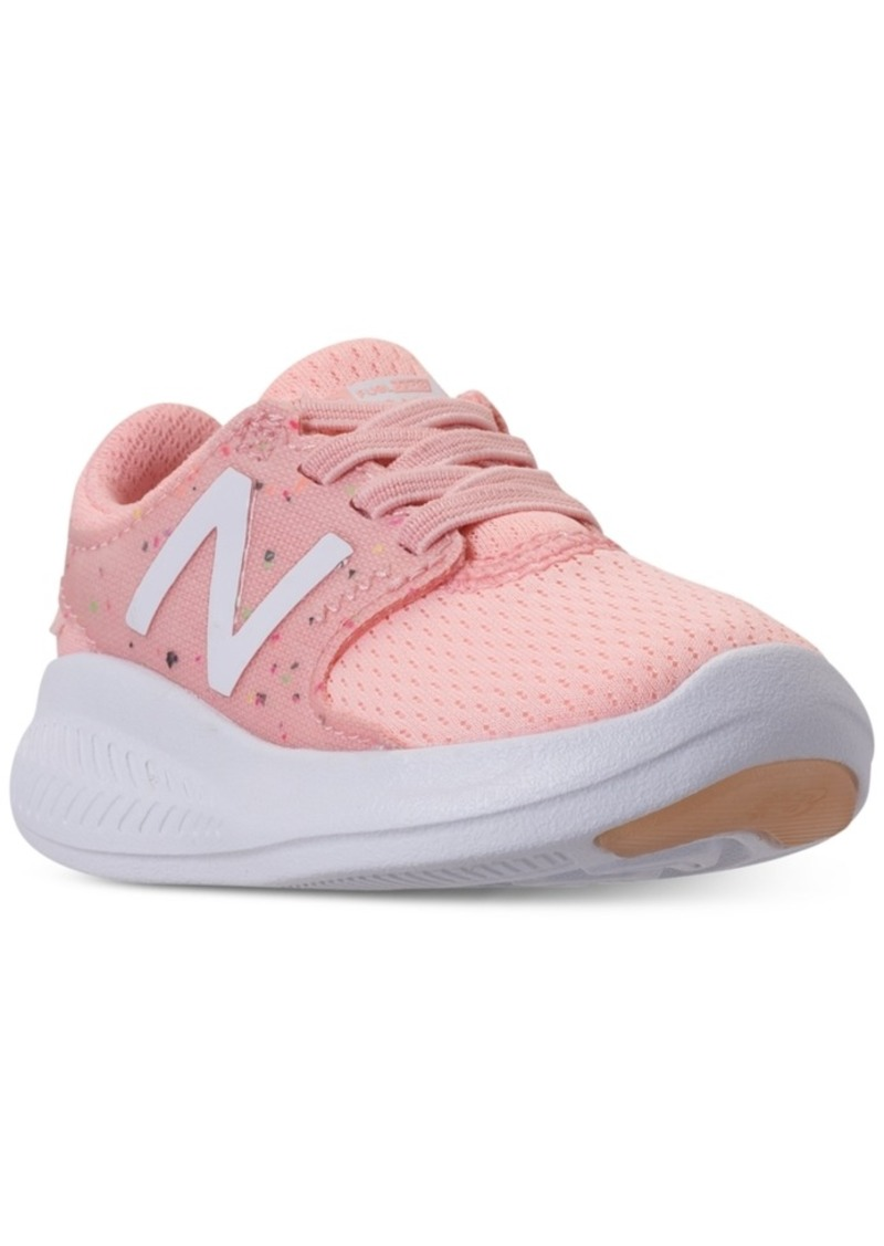 uk availability d0f8f e453c Toddler Girls' FuelCore Coast v3 Running Sneakers from Finish Line