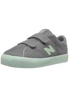 New Balance Unisex Kid's Court V1 Hook and Loop Sneaker