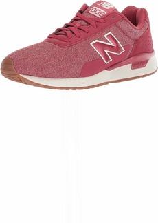 New Balance Women's 005 V2 Sneaker Earth red/sea Salt 6 D US