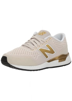 New Balance Women's 00v1 Sneaker Moonbeam/brine Metallic  B US