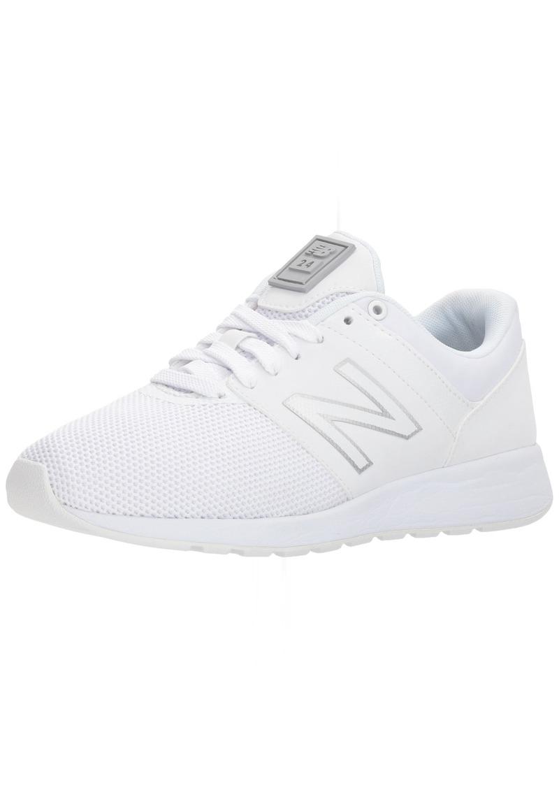 New Balance Women's 24v1 Lifestyle Sneaker  6 D US