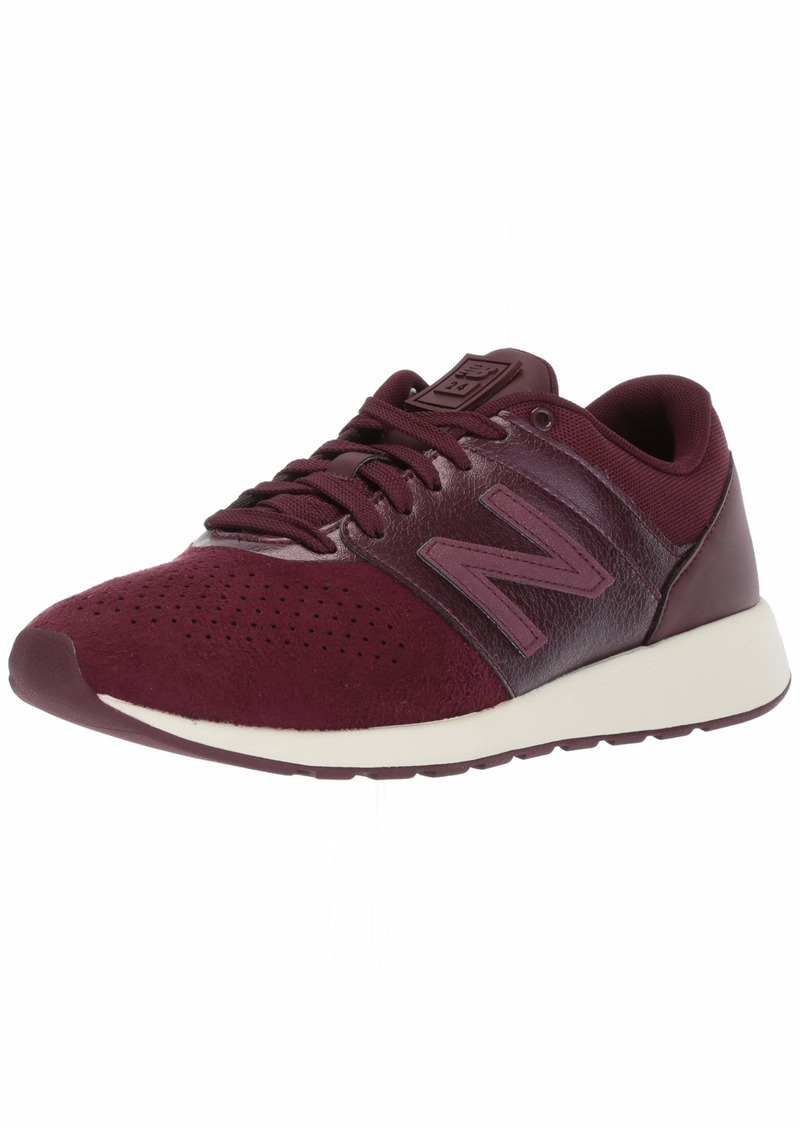 New Balance Womens 24v368 Sneaker   B US