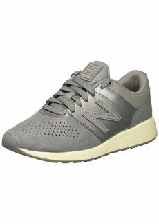 New Balance Womens 24v44 Sneaker Steel/sea Salt  B US