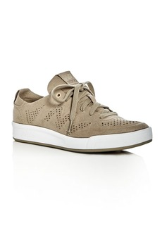 New Balance Women's 300 Perforated Lace Up Sneakers