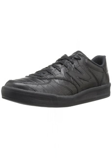 New Balance Women's 300v1 Sneaker Black  B US