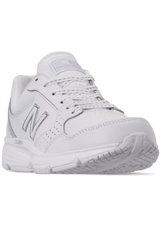 New Balance Women's 411 Wide Width Cross Training Sneakers from Finish Line