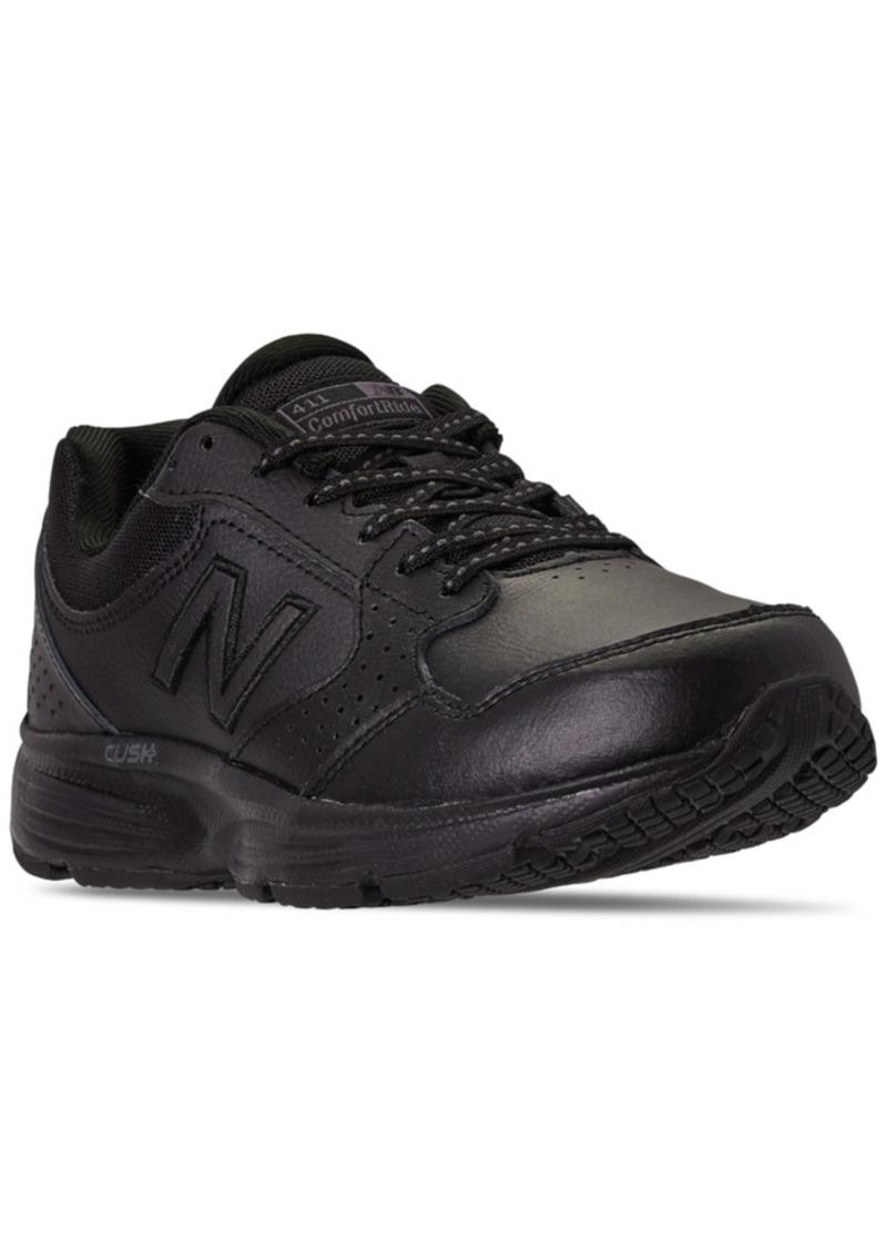 New Balance Women's 411 Wide Width Cross Training Sneakers from Finish Line