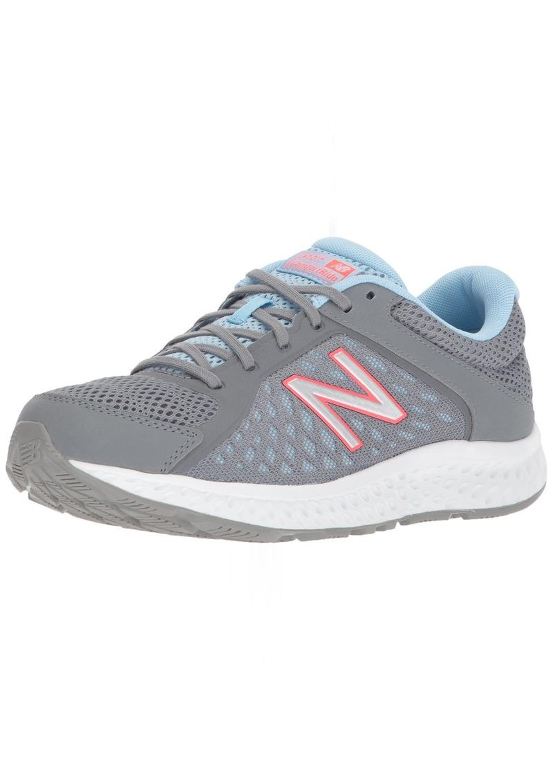 New Balance Women's 420v4 Cushioning Running Shoe  5.5 D US